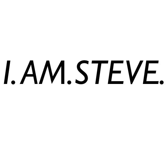 I.AM.STEVE. on Twitter: