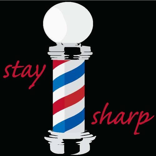 Stay Salon Sharp