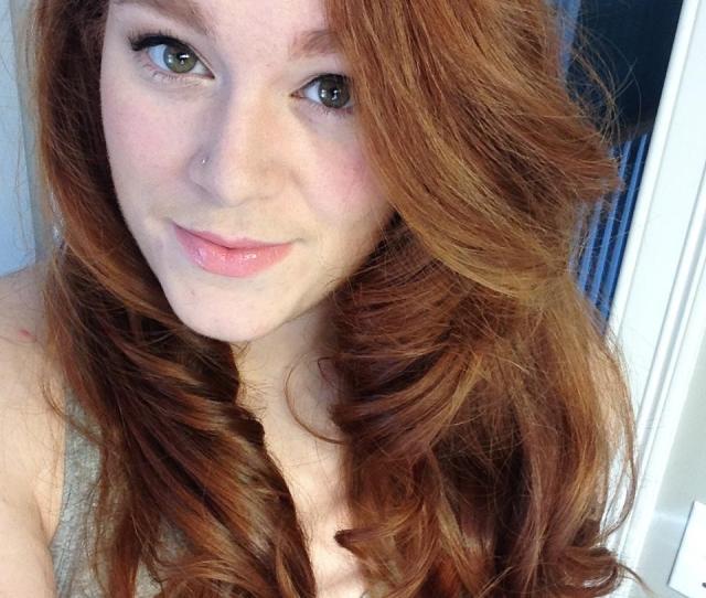 The Ginger Red Girl