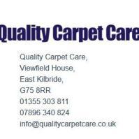 Quality Carpet Care (@QualityCarpet12)