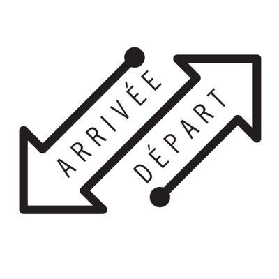 Arrivée / Départ on Twitter: