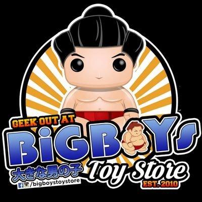 big boys toy store