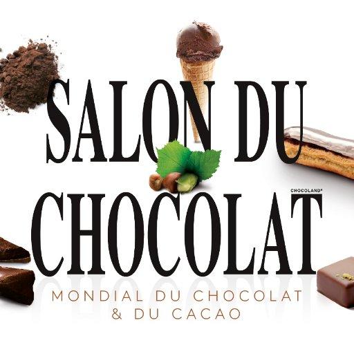 Salon du Chocolat salonchocolat  Twitter