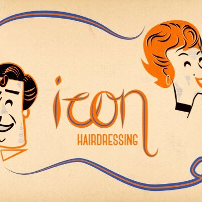 icon hairdressing on twitter