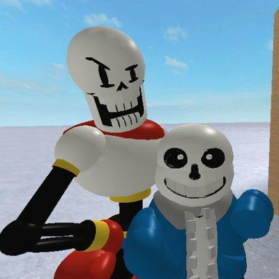 sans the skeleton on