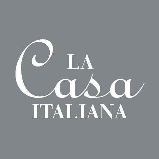 La Casa Italiana La_CasaItaliana  Twitter