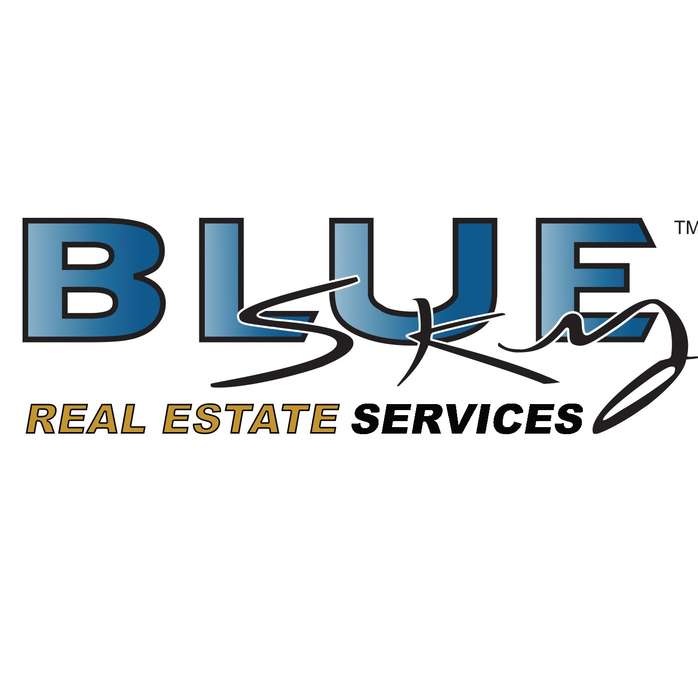 Blue Real Estate Logo Vector  Free Download