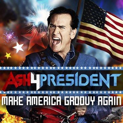 ash4president 2016 ash4president twitter