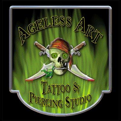 Ageless Art Tattoo ArtAgeless Twitter
