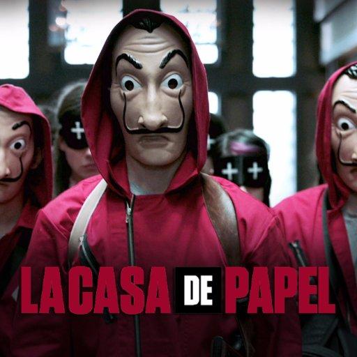 La Casa de Papel LaCasaDePapel_  Twitter