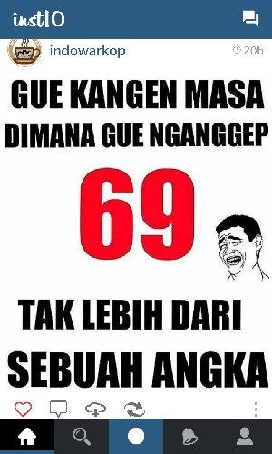 Angka 69 : angka, Giant, Kusuma, (@giantkusuma86), Twitter