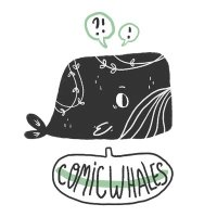 Comic Whales 🐋