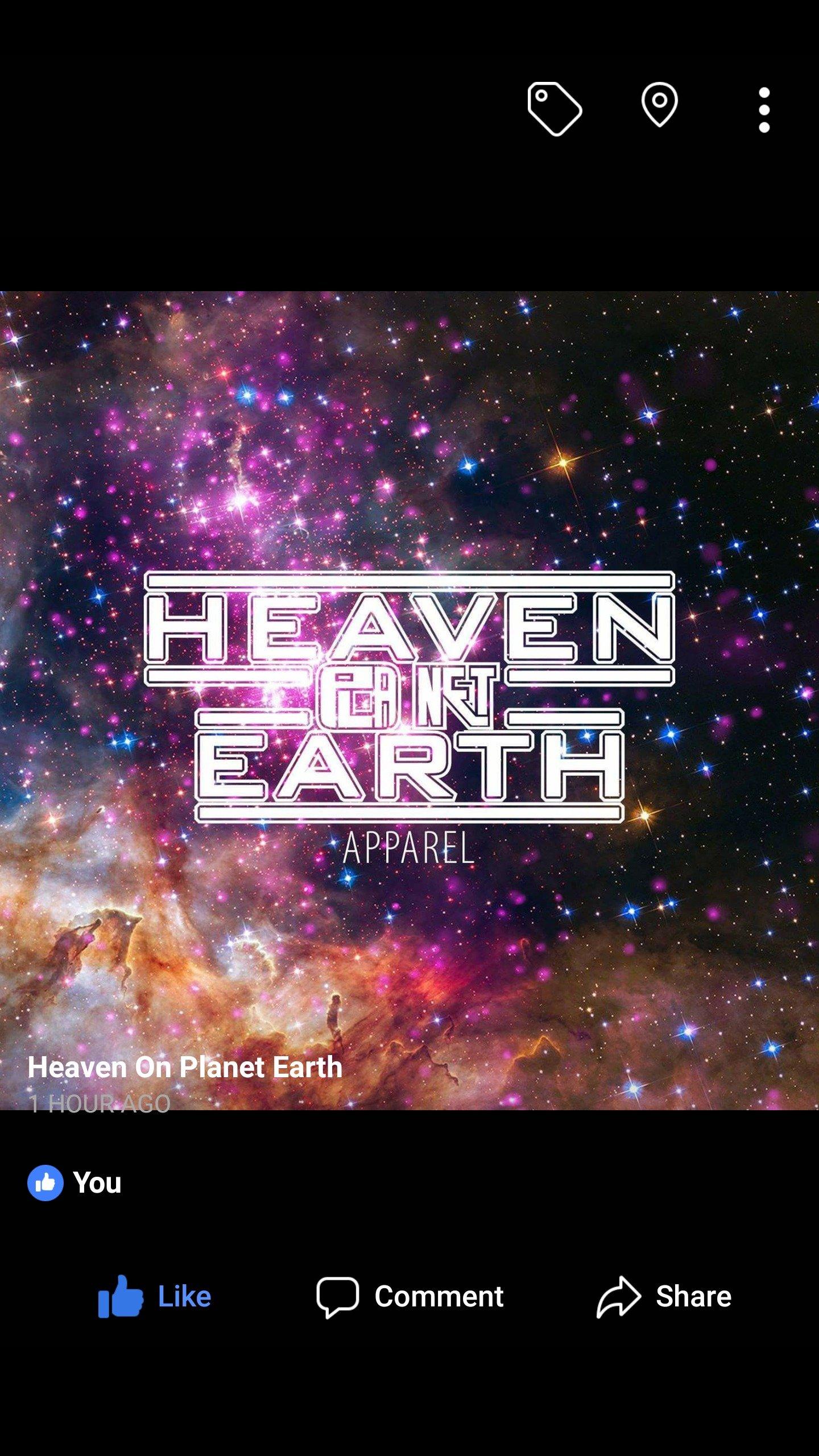 heaven on planet earth