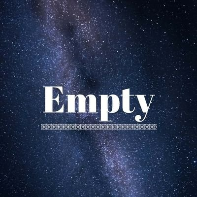 empty podcast emptypodcast twitter