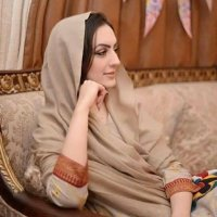 Wife of Imran Khan 3rd marriage