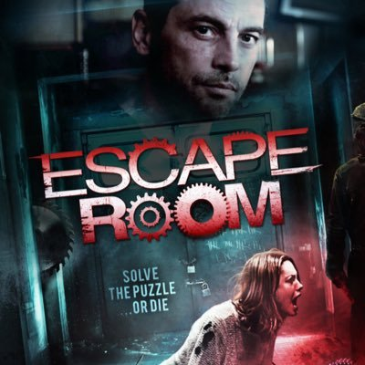 Escape Room Movie on Twitter A room A killer A puzzle