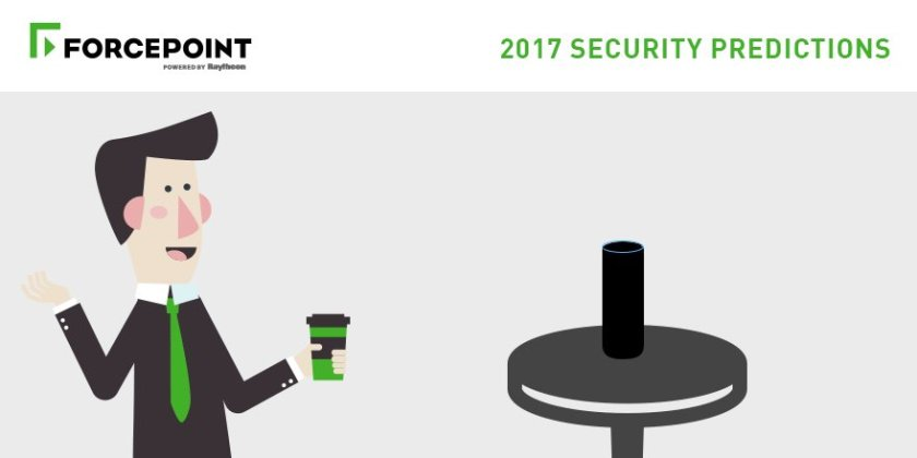 Voice-activated #AI will open up new attack vectors & privacy concerns  #SecurityPredictions