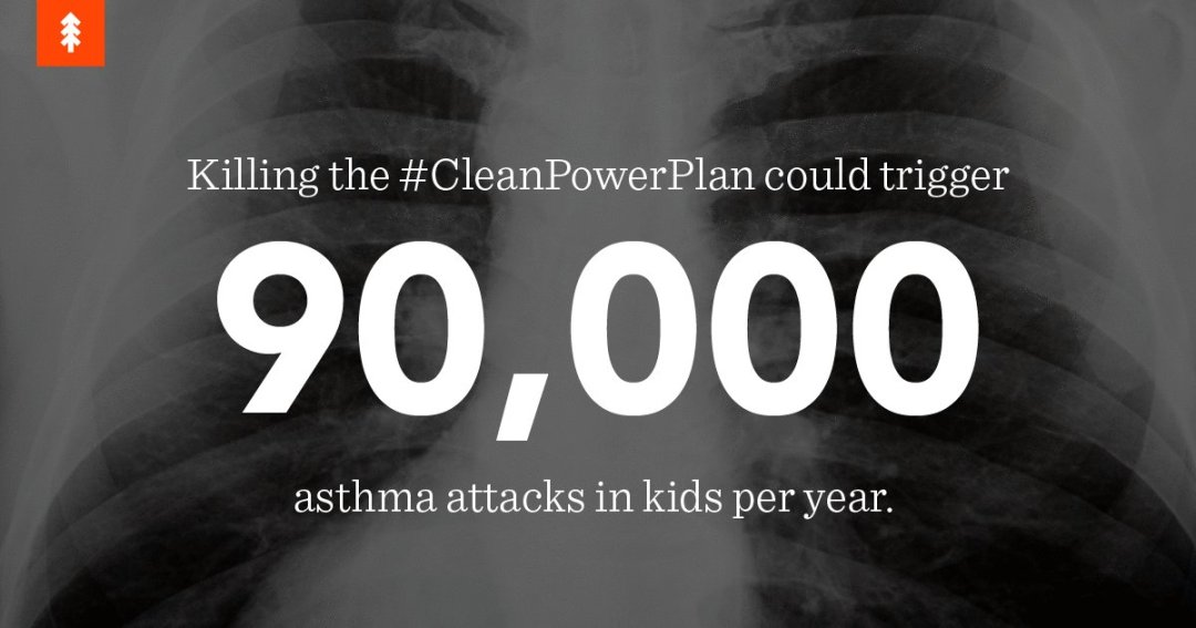 These are more than statistics, they're American lives at risk because this administration willfully ignores the science.