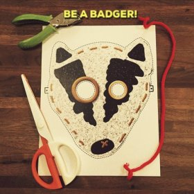 Hi! Be a badger with us tonight cause DIY is so cool! Puffs THIRDornothing