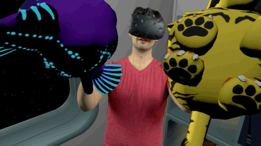 Streaming some VR dev in 5!  #indiedev #VirtualReality