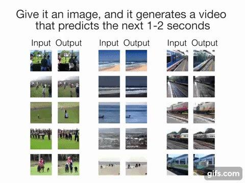 AI creates videos of the future using deep-learning: