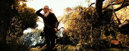 Awesome archers that would rock at #UnforgivenVR - Legolas #Indiedev #vr #TheHobbit
