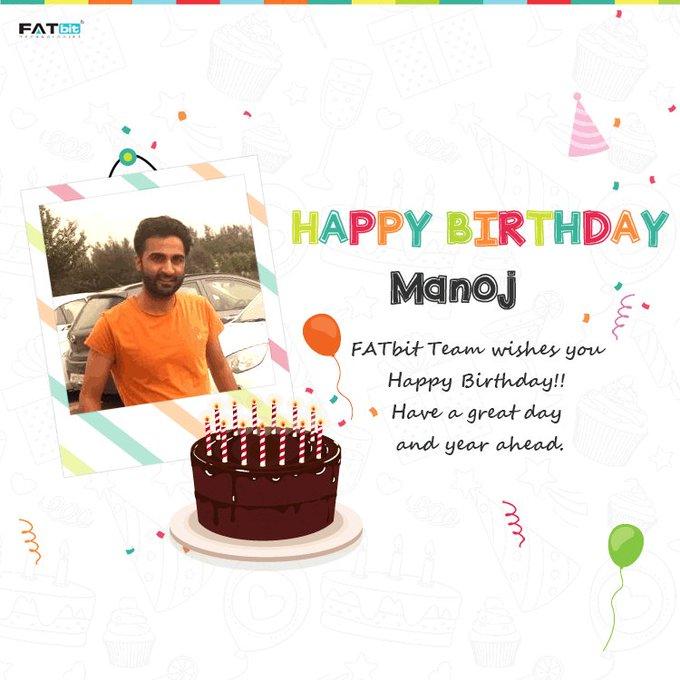 manoj kumar s birthday