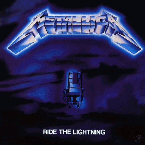 On this day in 1984, Metallica released 'Ride The Lightning'....