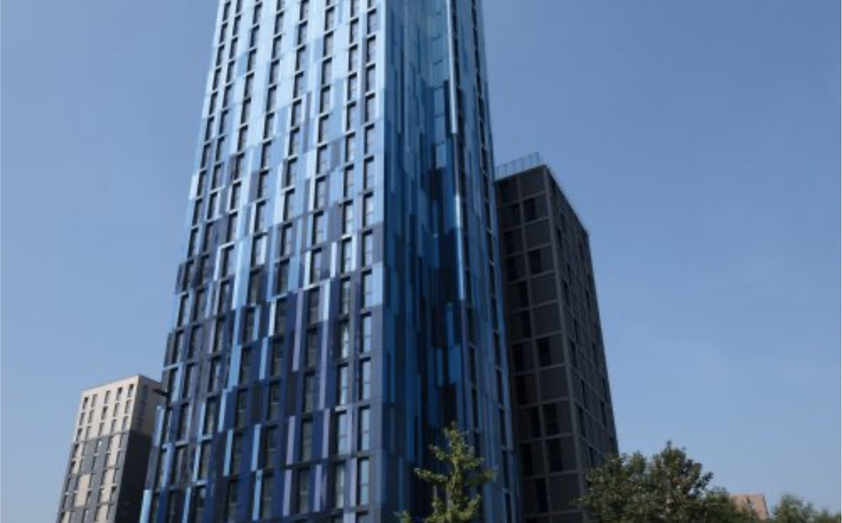 Holbrook building PBSA - Downing