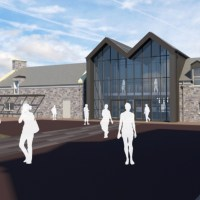 Proposed PBSA development, University of St Andrews