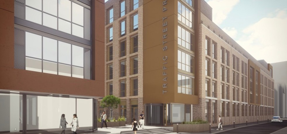 Traffic Street PBSA, Nottingham - Jensco Group