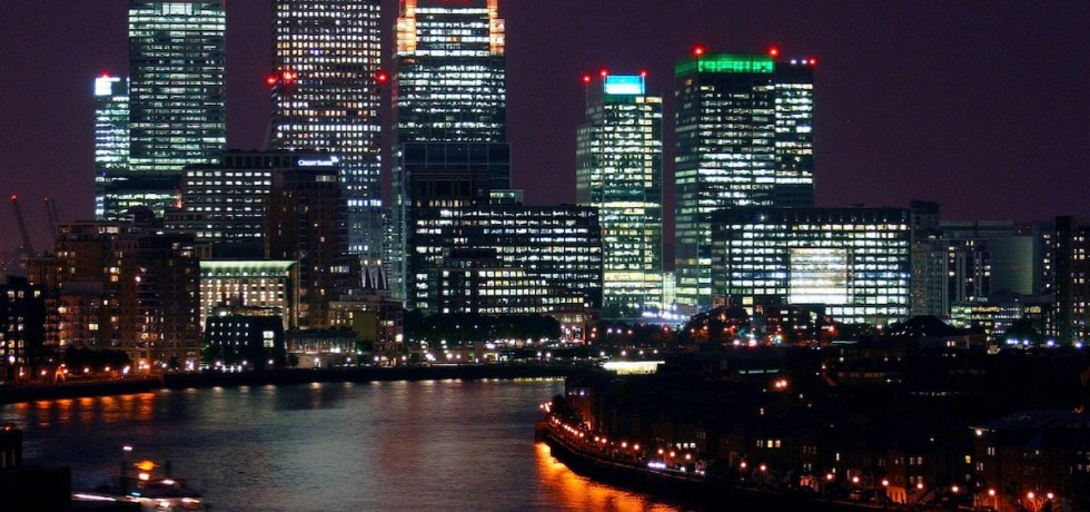 London Canary Wharf skyline   PBSA News