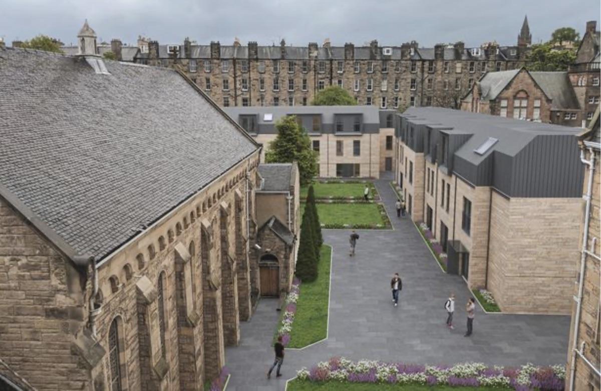 PBSA scheme at Gilmore Place, Edinburgh - S1 Developments | PBSA News