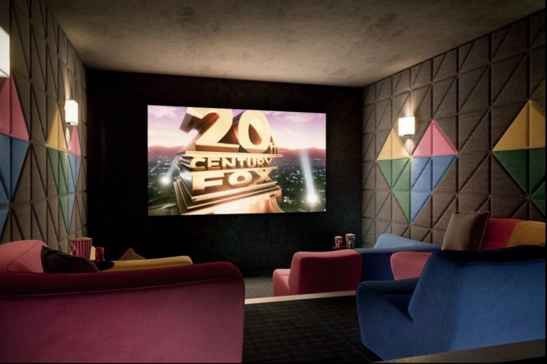 IconInc private cinema at Gravity - The Park Lane Group | PBSA News