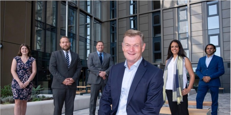 The team - Gregory Property Group | PBSA News