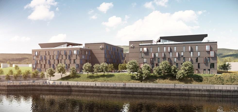 External view of true Swansea purpose-built student accommodation scheme - true student | PBSA News