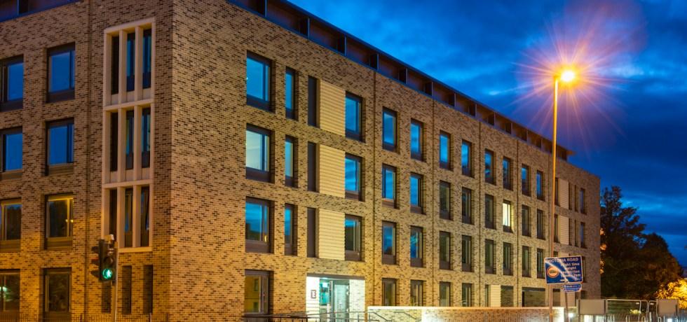 Mount Pleasant Halls, Cambridge - Osborne Developments | PBSA News