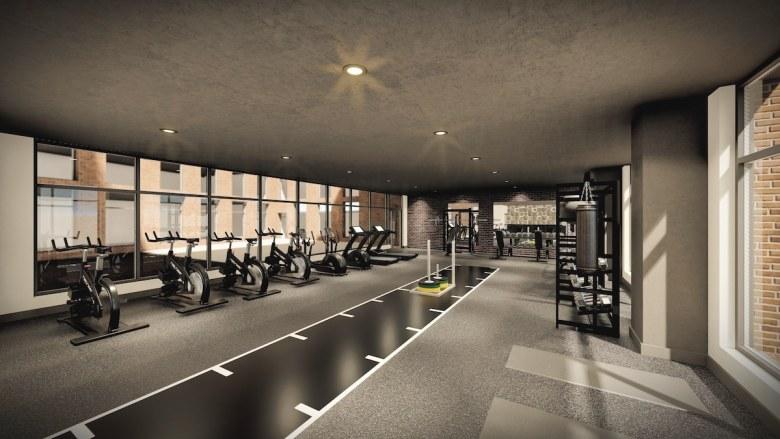 York House gym - Student Roost | PBSA News
