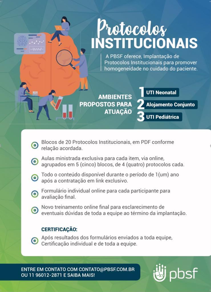 Protocolos Institucionais