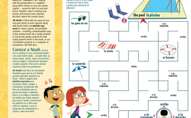 Oh Noah Family Guide Activities Pbs Kids