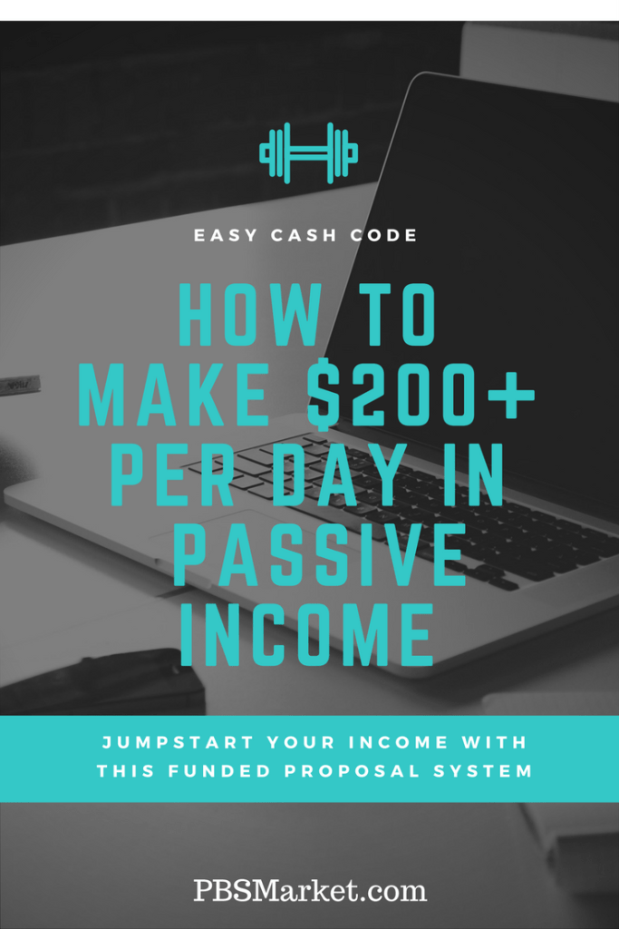 How to Make $200+ Daily Passive Income