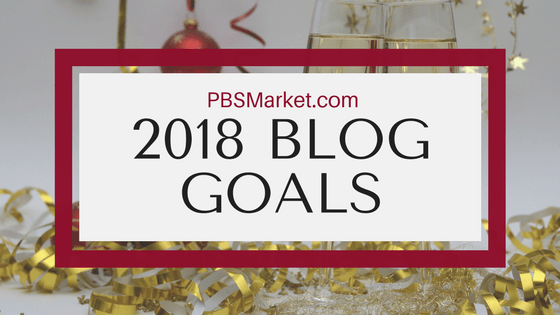 2018 Goals for the PBS Market Blog