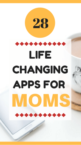 the best apps for moms