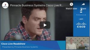 Cisco Roadshow 2018 Video