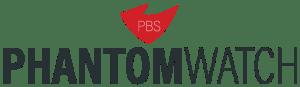 PBS PhantomWatch Logo Horizontal