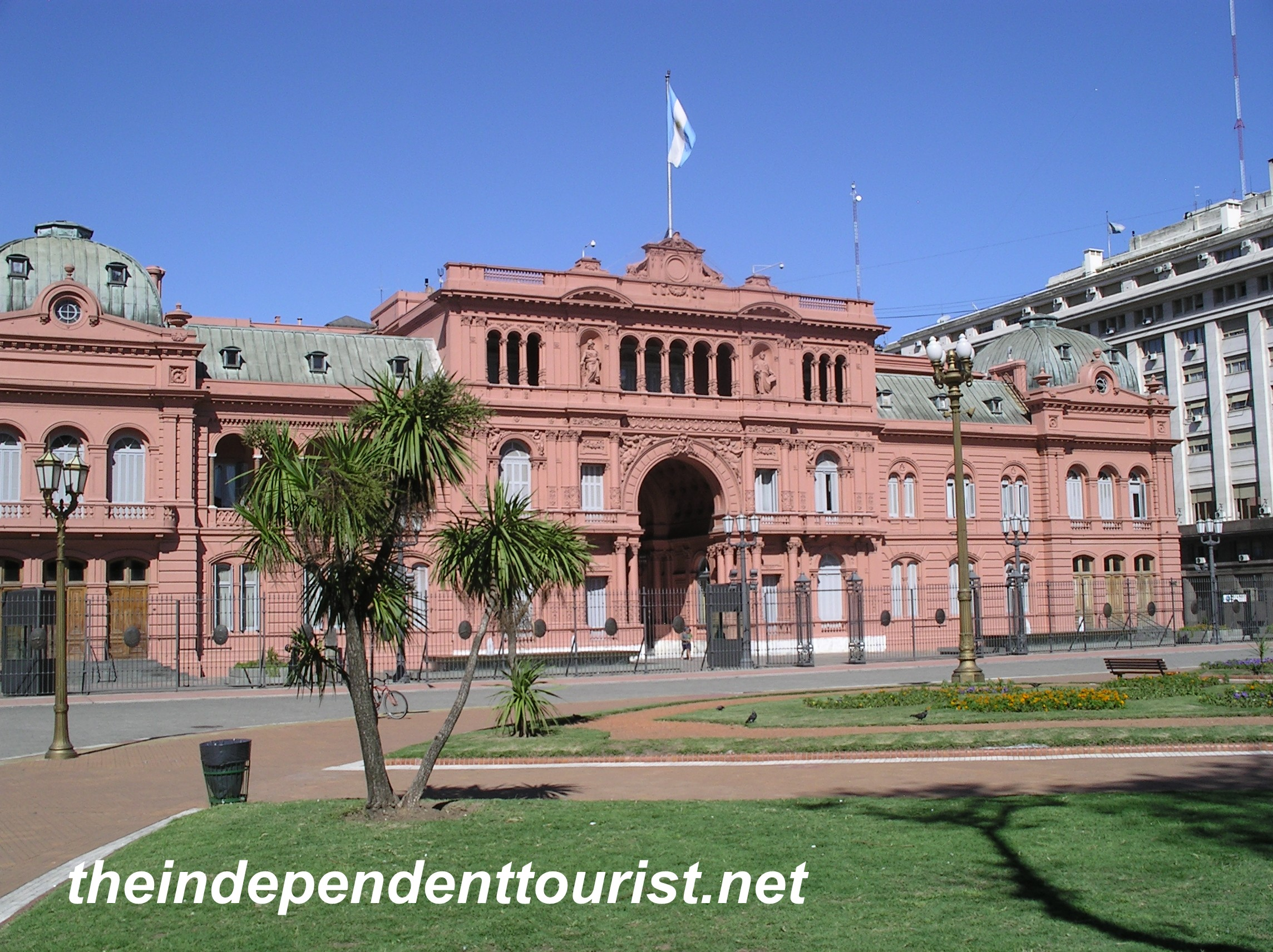 A Tour of Buenos Aires  The Independent Tourist