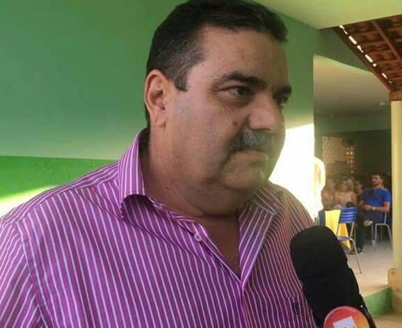 Prefeito Totó Ribeiro - Curral de Cima. | PB Vale