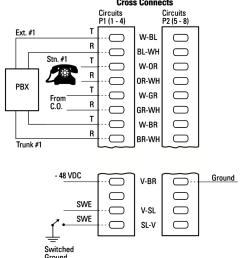 pbx wiring diagram [ 870 x 970 Pixel ]