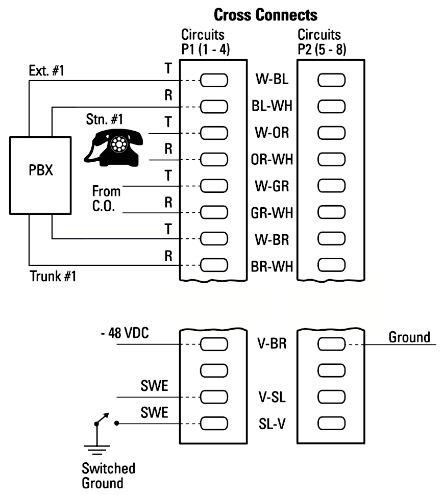 hight resolution of pbx wiring diagram