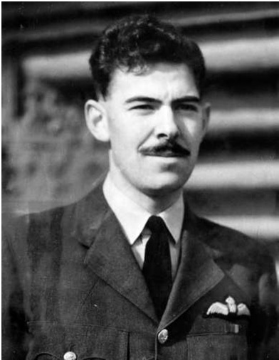 Flight Lt John Alexander Cruickshank  The Catalina